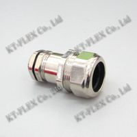 SS304 NPT size swivel conduit connector
