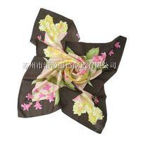 silk scarf/square scarf/scarves/scarf/fashion scarf thumbnail image
