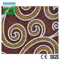 Interior Decorative Sound Insulation Polyester Fiber Acoustic Panel Board thumbnail image