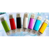 OTG USB Flash Drive for Mobile Phone and Computer