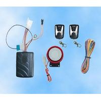 supply Motorcycle alarm with voice factory supplier in Shenzhen China