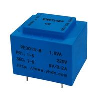 1.8VA PCB welding encapsulated isolation transformer