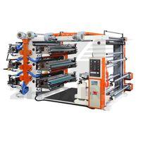 YT Serious Six-Color Flexo Printing machine thumbnail image
