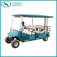 Model LQY060F  Electric Club Car Four Seats