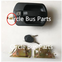 Marcopolo bus lock,Marcopolo bus parts