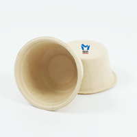 Biodegradable pulp cups thumbnail image