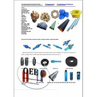Down hole Tools-Drill bits, Drilling Jar, Stabilizer, Subs, float valves and float show thumbnail image