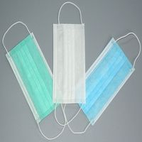 Surgical Face Mask High Quality Disposable 3 Ply Face Mask