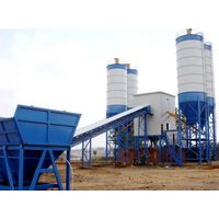 HZS90 Stationary Concrete Mixing Plant thumbnail image