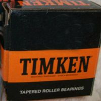 TIMKEN single row tapered roller bearings 898/ 892