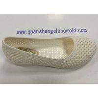 Sell PCU PVC airblowing slipper molds Jinjiang Quansheng Mold 86-13489382999