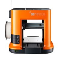 XYZprinting da Vinci mini 3D Printer, 5.9'' x 5.9'' x 5.9''