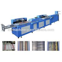 label and tapes WET-4001S-02 automatic screen printing machine