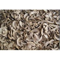 Dried champignon mushroom from Himalayas mountain region