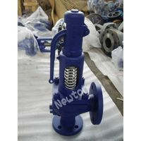 Safety or relief valve