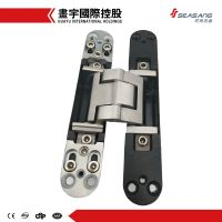 Chinese hardware supplier 3D adjustable concealed door hinge invisible tectus hinges for flush doors thumbnail image