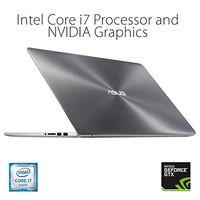 ASUS ZenBook Pro UX501VW-US71 15.6-Inch 4K Touchscreen Laptop (Core i7-6700HQ CPU, 16 GB DDR4, 512 G