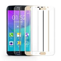 9H Full Tempered glass Screen Protector For Samsung Galaxy S6 Edge+ Plus Curved thumbnail image