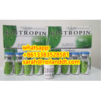 Safe delivery Fat Loss Increased Bone Density Kigtropin HGH CAS 12629-01-5 whatsapp+8613383528581 thumbnail image
