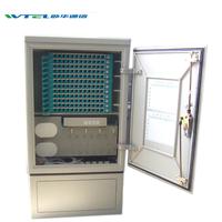 W-TEL Outdoor/Indoor SMC Optic Fiber Distribution Cross Connection ODF DDF Cabinet thumbnail image