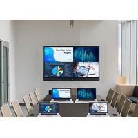 Anti Glare 65 75 86 inch LCD Display Monitor Interactive Flat Panel Smart board