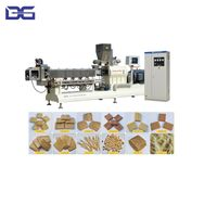 High humidity HMMA soya meat extruder wet protein production line