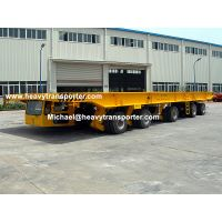 SHIPYARD TRANSPORTER-SPMT-CHINA HEAVY TRANSPORTER