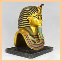 Ancient Egyptian Antique Item Resin King Tut Statue thumbnail image
