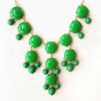 2012 Bubble necklace