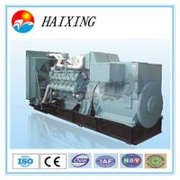 generator with MTU engine 220kw-2400kw