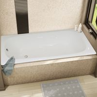 Classcial cast iron bathtub NH-017