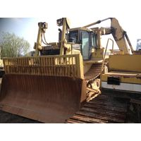 USED CATERPILLAR D7R WHA CRAWLER TRACTOR BULLDOZER JAPAN FOR HOT SALE