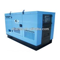 50kVA Water Cooled Diesel Generator (Silent type) Cummins 4BTA3.9-G/Stamford Alternator Uci224f