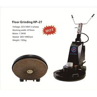 High Tech Grinding Machine for concrete floor buffing machine