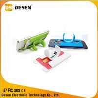 3M adhesive stickers silicone card phone holder