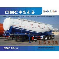 CIMC 30 cbm bulk cement semi trailer