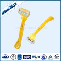New Design 4 Blade Disposable Razors