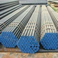 ASTM A312 ASTM A213 Black Seamless Steel Tubing , Hot Rolled Seamless Pipe OD 12mm - 480mm