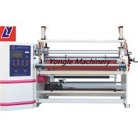 YL-508 Nonwoven fabric slitting and rewinding machine