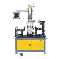 SOC-6028T Automatic heat transfer machine for conical and curve product