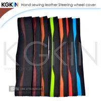 Kinge Car Accessories Universal Stitching Car Steering Covers