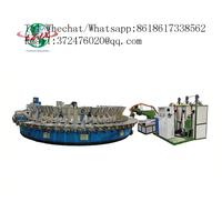 Big inject flow rate polyurethane pu high pressure foam machine mattress production thumbnail image