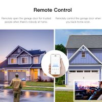 Enerna IoTech WiFi Smart Automation Garage Door Opener Remote Access Control thumbnail image
