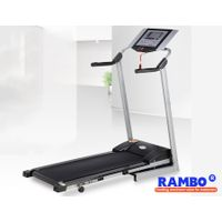 110 LCD Screen Luxury Home Treadmill Gym Equipment