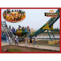 Amusement park rides manufacturers flying UFO outdoor equipment for sale thumbnail image