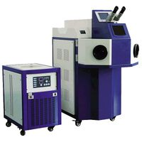Jewelry laser spot welding machine thumbnail image