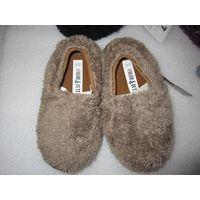 long wool dancing shoe
