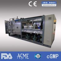 400kg/liter Industrial Freeze dryer/ Pharmaceutical freeze dryer