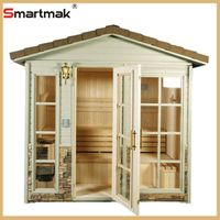 Outdoor sauna room&infrared sauna house