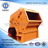 Big Capacity Widely Application Superior Quality ISO Manufacturer Impact Crushers For Gabbro